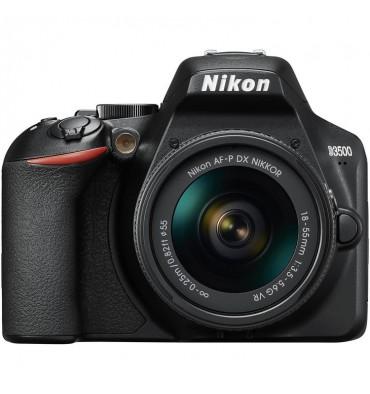 NIKON D3500 kit AF-P 18-55 VR