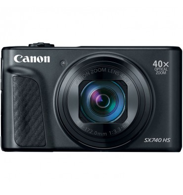 CANON PowerShot SX740 HS črn