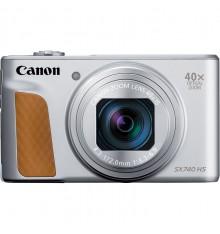 CANON PowerShot SX740 HS srebrn