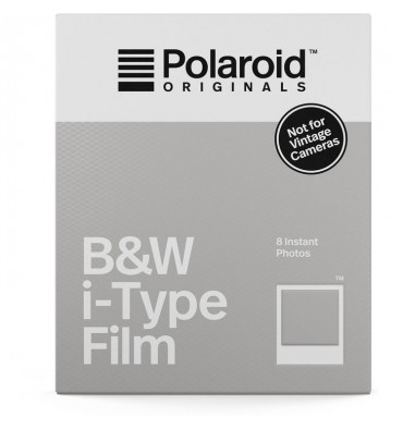 POLAROID ORIGINALS film iType B&W enojni