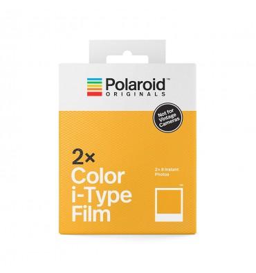 POLAROID ORIGINALS film iType barvni dvojno pak.