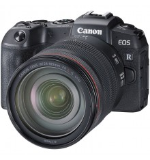 CANON EOS RP + RF 24-105mm 4L IS+adapter