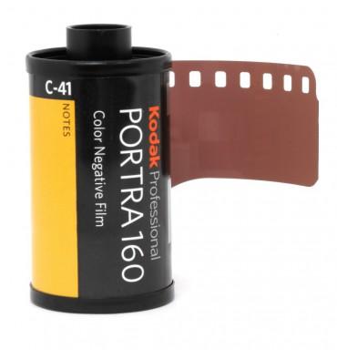 FILM KODAK PORTRA 160 135/36