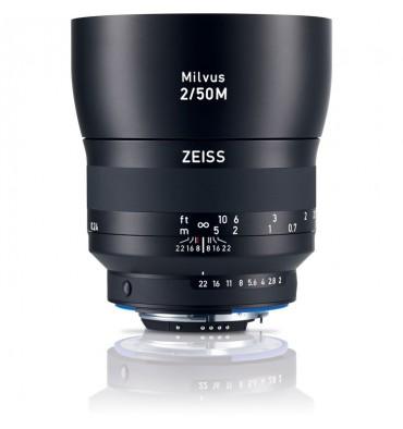 ZEISS Milvus 2.0/50M ZF.2 Nikon