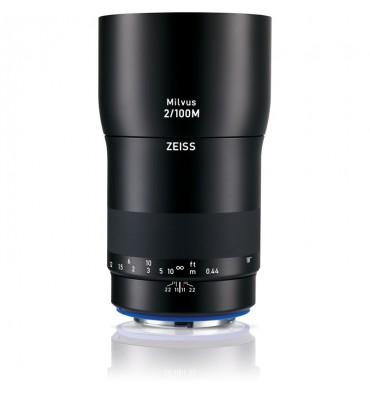 ZEISS Milvus 2.0/100M ZE Canon