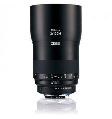 ZEISS Milvus 2.0/100M ZF.2 Nikon