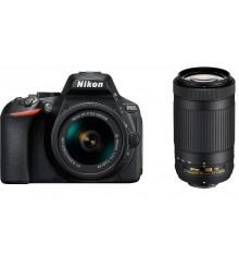 NIKON D5600 kit AF-P 18-55+AF-P 70-300