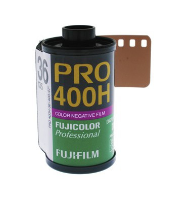 FILM FUJI PRO 400H 135/36