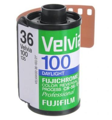 FILM FUJI VELVIA 135/36-100