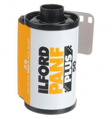 FILM ILFORD PAN F+ 135/36-50
