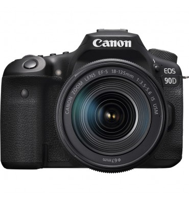 CANON EOS 90D kit 18-135mm