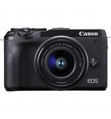 CANON EOS M6 mkII kit 15-45 + EVF