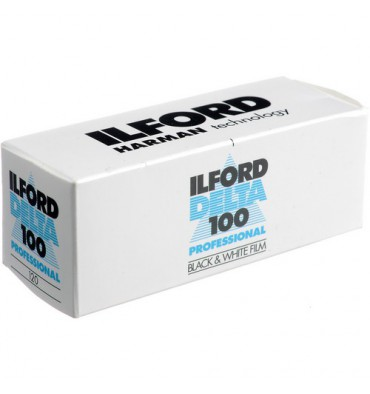 FILM ILFORD DELTA 120/100