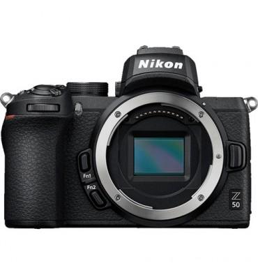 NIKON Z50 ohišje + FTZ adapter