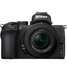 NIKON Z50 kit DX 16-50mm VR +FTZ adapter