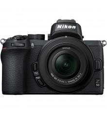 NIKON Z50 kit DX 16-50mm VR