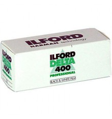 FILM ILFORD DELTA 120/400