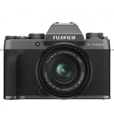 FUJI X-T200 + XC 15-45 f3.5-5.6 OIS