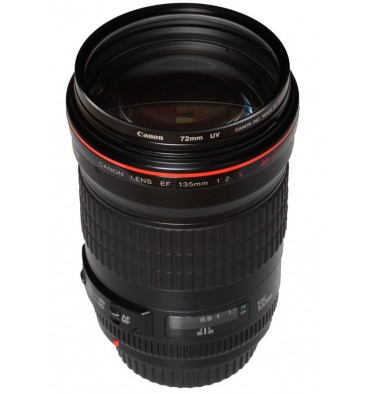 CANON EF 135mm 2.0 L