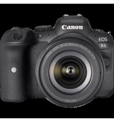 CANON EOS R6 kit RF 24-105 IS STM