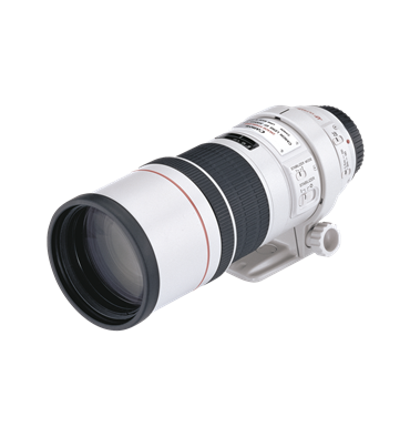 CANON EF 300mm 4 L IS USM