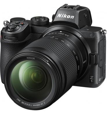 NIKON Z5 kit 24-200 f/4-6,3 VR