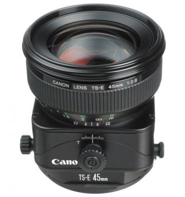 CANON EF TS-E 45 2,8
