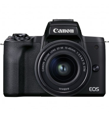 CANON EOS M50mkII kit 15-45 IS STM