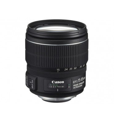 CANON EF-S 15-85 IS