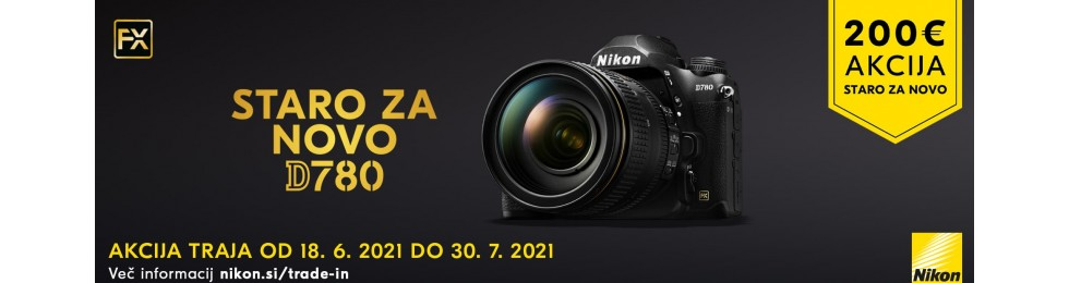Nikon staro za novo