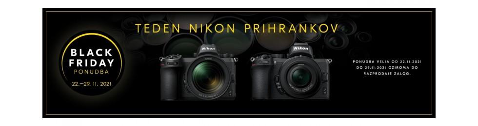 Nikon Z tedni