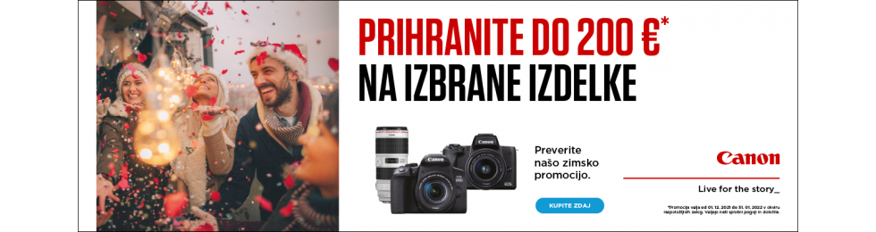 Canon campaign EOS R/RP